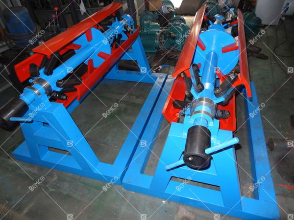 Uncoiler Machine Decoiler Machine Coil Processing Machine