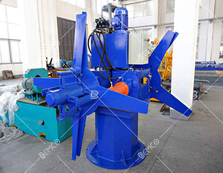 automatic-hydraulic-double-mandrel-uncoiler
