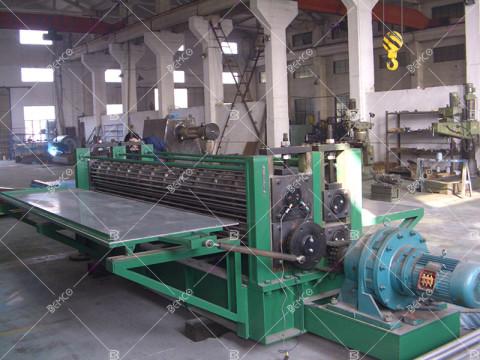 corrugated-sheet-making-machine