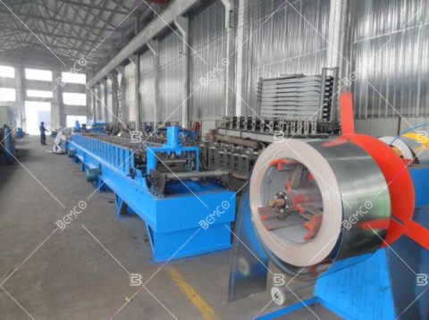 fencce-post-rail-roll-forming-line