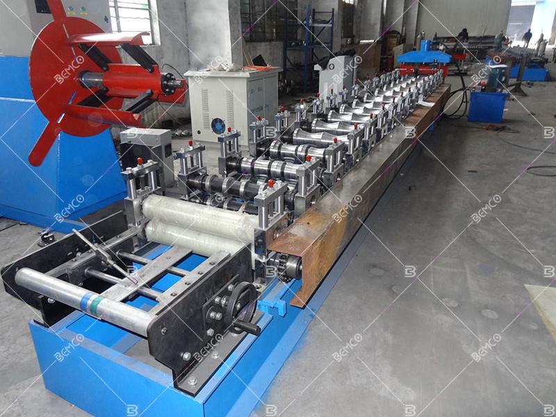 metal-log-siding-making-machine
