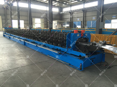 perforated-cable-tray-machine