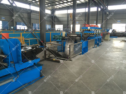 perforated-cable-tray-production-line
