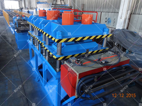 perforated-cable-tray-roll-former
