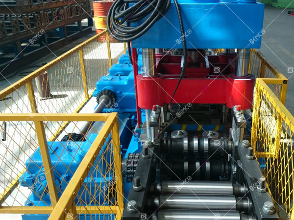 Vineyard Post Roll Forming Machine Cable Tray Roll