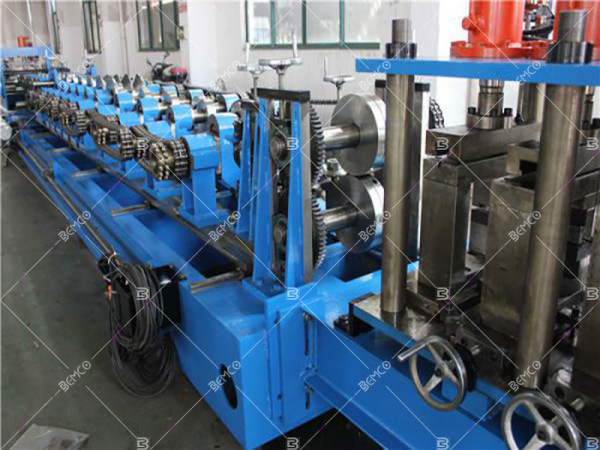 wall-girt-roll-forming-machine