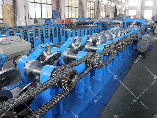 z-section-profile-roll-forming-machine