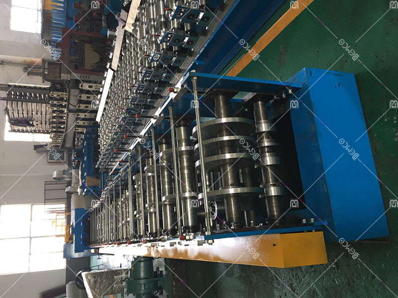 cable-ladder-roll-forming-line